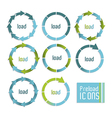 load icons vector image