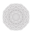 Mandala Vintage decorative vector image