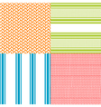 pattern background vector image