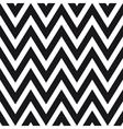 pattern chevron 1 vector image vector image