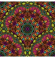 Tribal seamless pattern Bright colorful colors in vector image