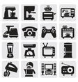 home appliance set vector image