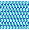 Wavy line color seamless pattern vector image