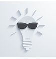 modern idea background vector image