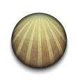 Retro Stripes app icon vector image