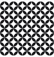 pattern circle 1 vector image vector image