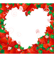 strawberry valentine vector image