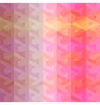 Colorful mosaic backdrop vector image