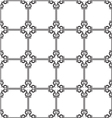 seamless patterned cell vector image vector image
