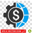 World Industry Finances Eps Icon vector image