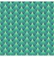 Geometric seamless wavy pattern vector image