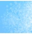 bokeh background vector image