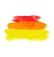 Abstract Watercolor Splash Element vector image vector image
