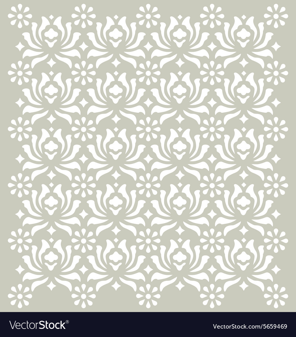 Seamless earth tone pattern background vector