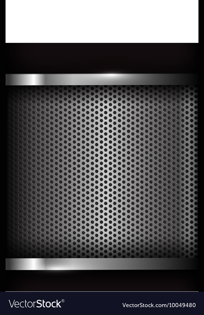 Dark chrome steel abstract background eps10 003 vector