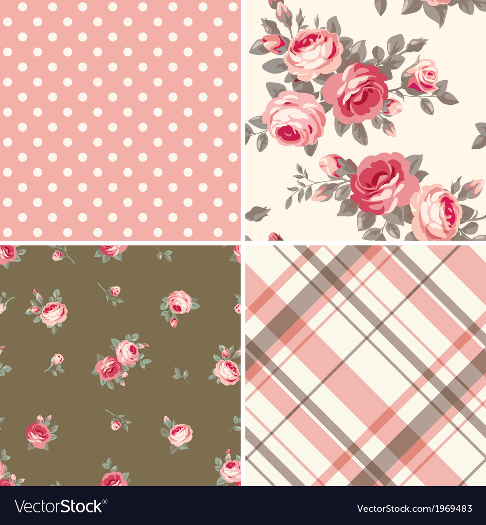 Set of patterns vector