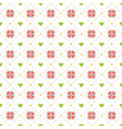 happy birthday seamless pattern design vector image
