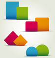 Abstract background of color Template for a vector image