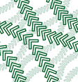 Seamless arrow pattern vector image vector image