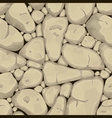 Sand stone seamless background vector image