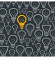 Background a bulb2 vector image