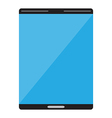 Smart tablet icon vector image
