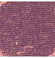 vintage purple handwritings vector image