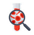 hematology science concept vector image