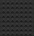 Modern black background - seamless vector image vector image