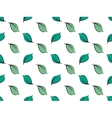 Seamless Leaves Pattern vector image vector image
