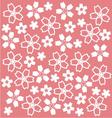 Sakura Pattern vector image