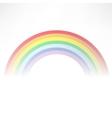 Rainbow Icon vector image vector image