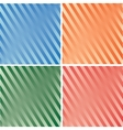Background from the colored bars vector image vector image