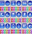 For Sale Mobile phone 5G Roadwork Umbrella vector image