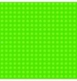 Green Seamless Background of Plastic Construction vector image