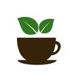 Coffee Cup Icon vector image