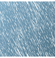 Down pour vector image vector image