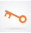 key home symbol icon vector image vector image