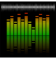 Eq equalizer scale vector image