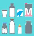 milk01 vector image vector image