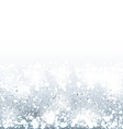 Shimmering Winter Background vector image vector image