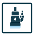 Submersible water pump icon vector image