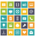 icons plain tablet media vector image vector image