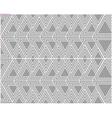 Monochromatic Decorative Pattern Backdrop vector image
