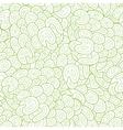 Green Abstract Seaweed texture seamless vector image
