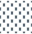 wedding tuxedo pattern vector image
