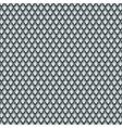 dragon scale silver vector image