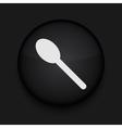 teaspoon icon Eps10 Easy to edit vector image vector image