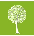 Office tree vector image vector image
