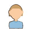 people commoner man icon image vector image
